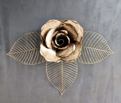 Single Wire Rose