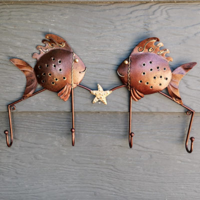 Fish With 4 Hooks