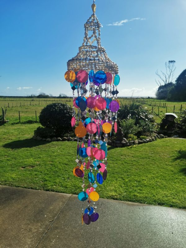 Shell Chimes, Wind Chimes